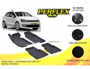 X-MAT PASPAS VW POLO HB 2009-2017