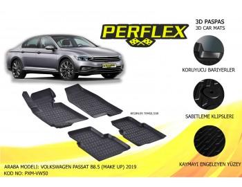X-MAT PASPAS VW PASSAT B8.5 2020