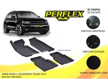 X-MAT PASPAS VW TIGUAN 2016