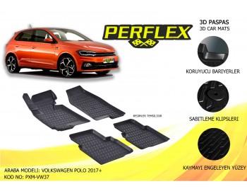 X-MAT PASPAS VW POLO 2017