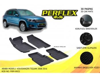 X-MAT PASPAS VW TIGUAN 2008-2016