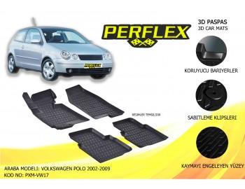 X-MAT PASPAS VW POLO 2002-2009