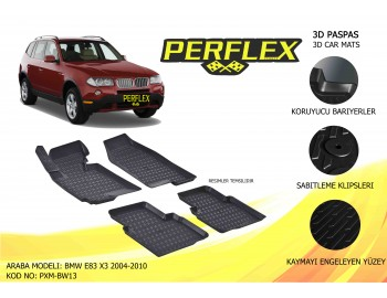 X-MAT PASPAS BMW E83  X3  2004-2010